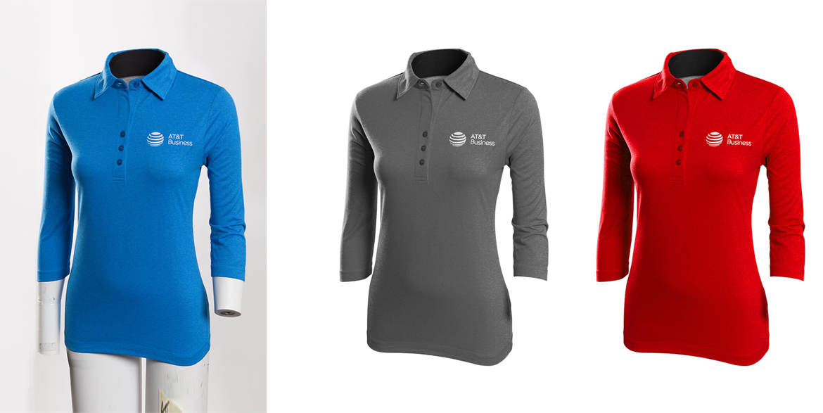 Full Sleeve T-shirt Color Correction